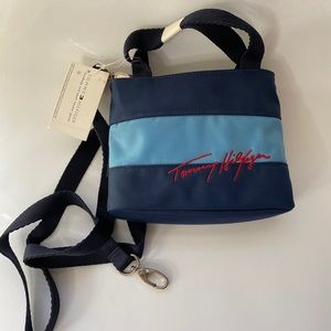 Tommy Hilfiger Crossbody Bag New with Tags Rare